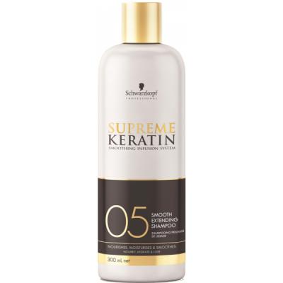Разглаживающий шампунь для волос (с комплексом Hydro-Keratin)
