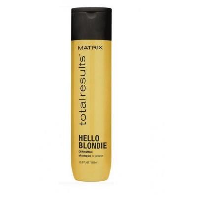 Шампунь для натуральных и окрашенных светлых волос 300 мл